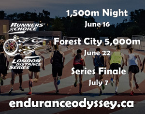 2019 London Distance Series