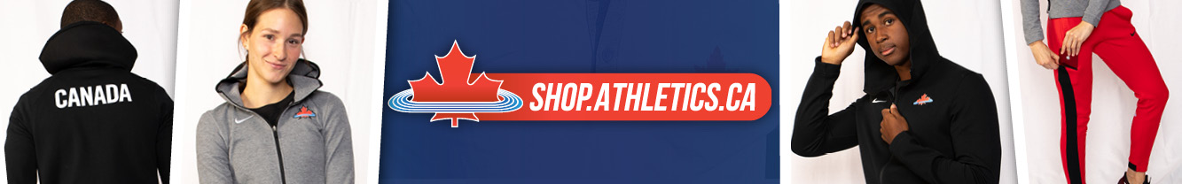 Athletics Canada Shop!